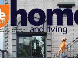 interview @ Me style home and living magazine