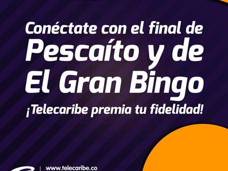 Comunicado 35                    ¡Telecaribista, premiamos tu fidelidad!