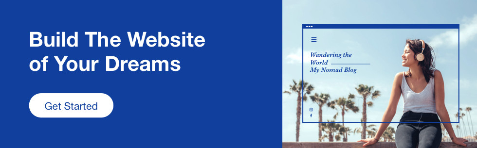 Build the website of your dreams