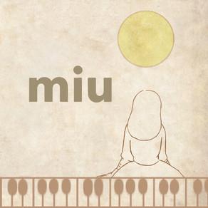 """miu """"miu 1st single"""""""