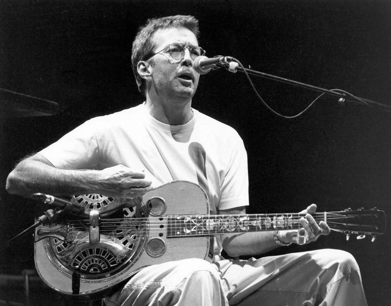 Eric Clapton едет в Россию | Rock Auto Club