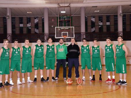 Under 16 M Silver : Big win contro Basket90 Sassari