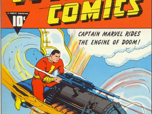 """Capitan Marvel 11: """"Allarme Immigrazione"""""""