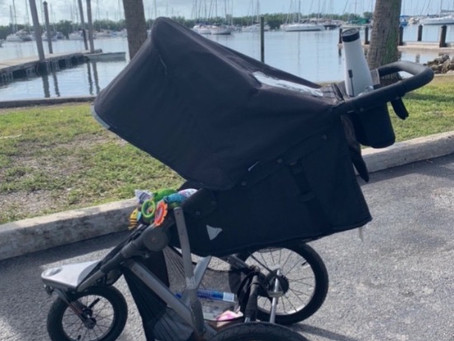 How I Roll: Tips for Successful Stroller Runs