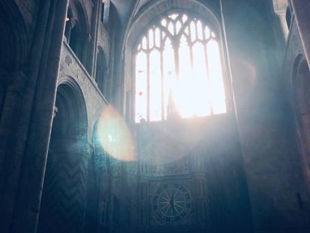 Praying God's lullaby