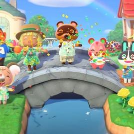 Animal Crossing: New Horizons هي واحدة من أفضل 5 الألعاب مبيعا على الإطلاق في اليابان