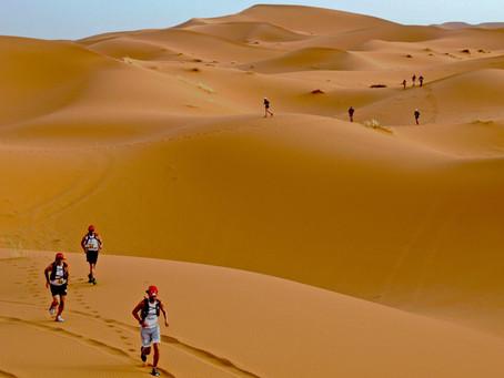El Sabanal, las dunas de arena frente al mar