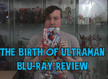 Kaiju no Kami Reviews - The Birth of Ultraman Blu-Ray