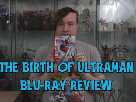 Kaiju no Kami Reviews - The Birth of Ultraman Blu-Ray