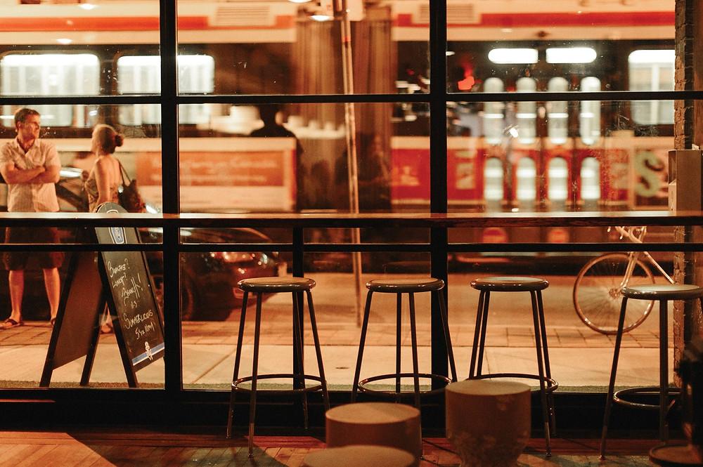 Travel Destination Toronto Canada in Trinity Bellwoods Best Bars