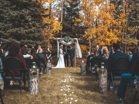 Objevte kouzlo podzimních svateb!