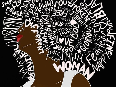 Embrace Being #AStrongBlackWoman
