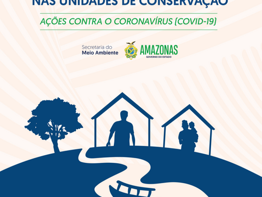 Amazonas Launches COVID-19 Guide for Conservation Units