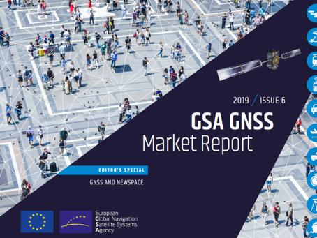6ème rapport sur le marché des GNSS