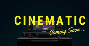 New Cinematic Category Coming Soon ...
