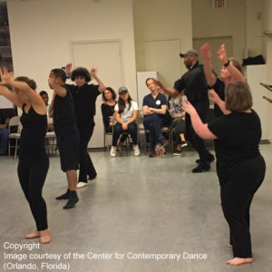The Center for Contemporary Dance - Twitter Art Exhibit