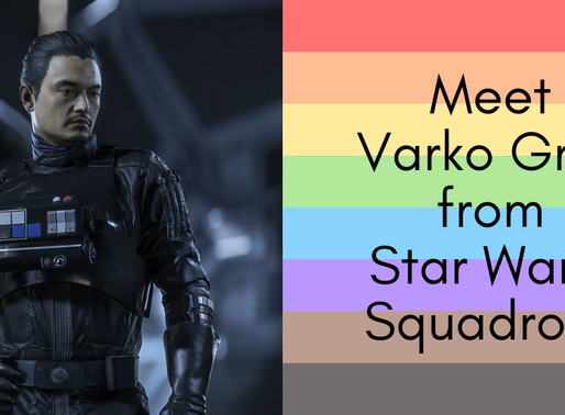 Star Wars: Squadrons Introduces Varko Grey