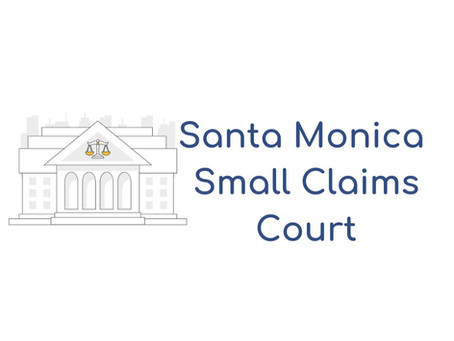 Santa Monica Small Claims Court
