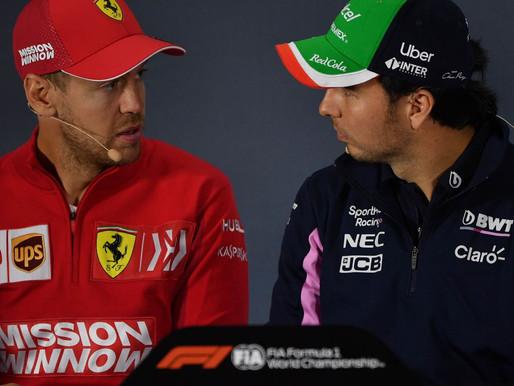 【兔死狗烹】Vettel 2021加盟Aston Martin|Perez慘遭提前解約