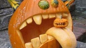 Dýňová helloween inspirace