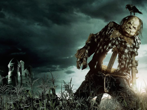 Scary Stories to Tell in the Dark film review