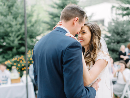 Alyssa + Christian's Spring Rustic Wedding in Salt Lake City