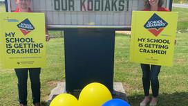 Mohawk Donates Carpet to Three Schools through Georgia United Foundation's School Crashers Program