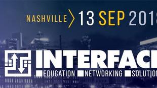 INTERFACE - Nashville, TN Sept. 13, 2018 - Sign up Today.
