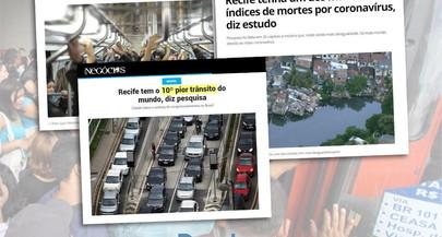 Recife, capital com mais mortes por covid-19 em razão da desigualdade social. Por Pedro Josephi