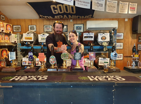 Leek Hockey Club Beer Festival, April 19th - 21st