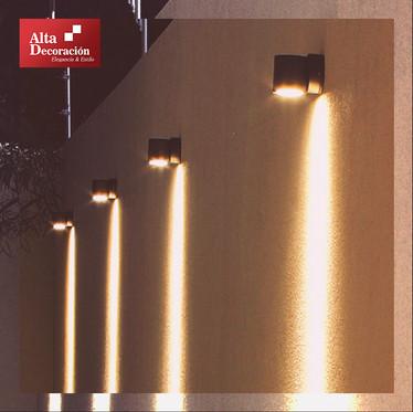 ¡¡ Resalta tus espacios con nuestros luminarios de LED !!