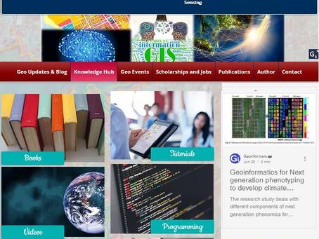 Visit Geoinformers' Knowledge hub page