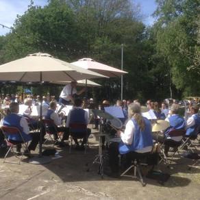 Warm HAFABRA-Concert bij het Spoorhuis