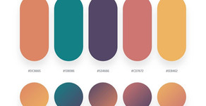 Best Gradient Color code