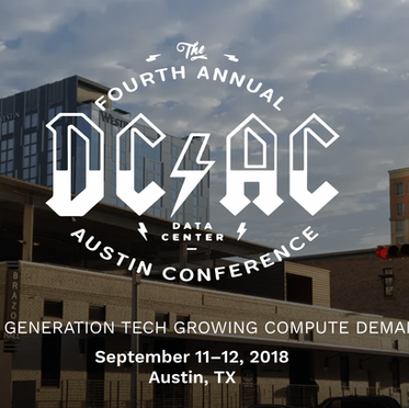 IES to Sponsor Data Center Austin Conference 2018