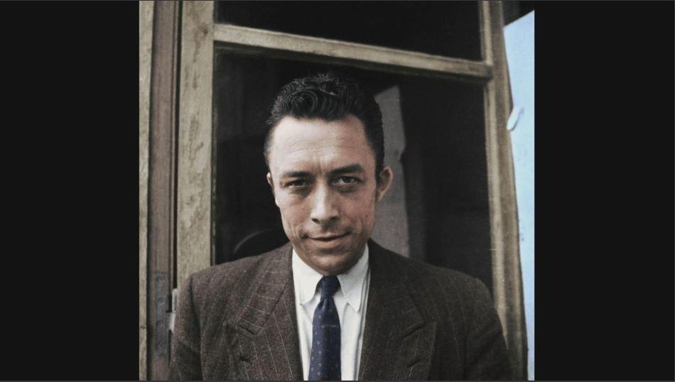 Albert Camus, l'homme révolté