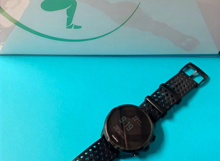 The Best Fitness Watch Out There! (In My Opinion)