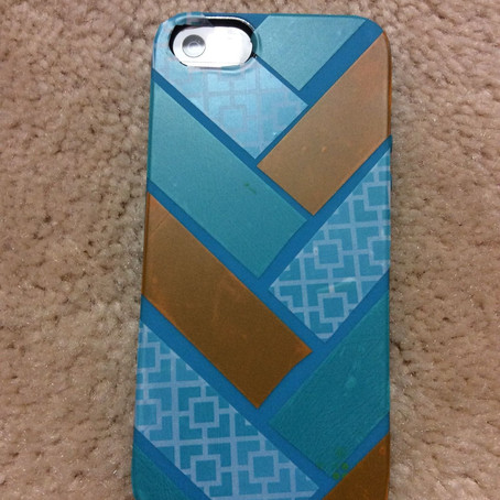 5 decorative DIYs phone cases
