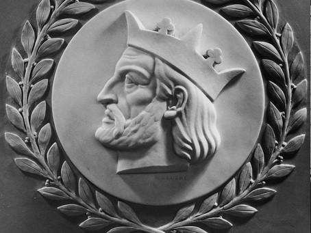 ¿Alfonso X el Sabio en California?