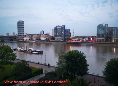 London, you charm
