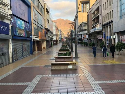 Ministerio de Salud decide mantener las cuarentenas en Antofagasta, Calama, Mejillones y Tocopilla