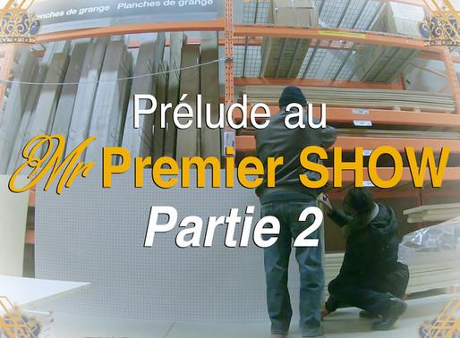 Mon Web TV Show - Partie 2