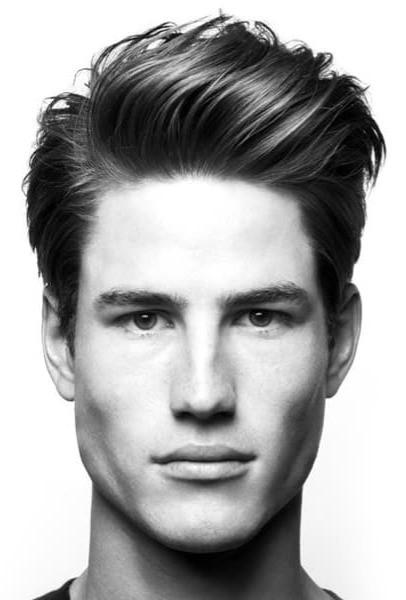 Medium Length Hair - New York Barbers   Berwick Barbershop