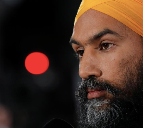 We Need a Strong NDP. Don't Vote for Them