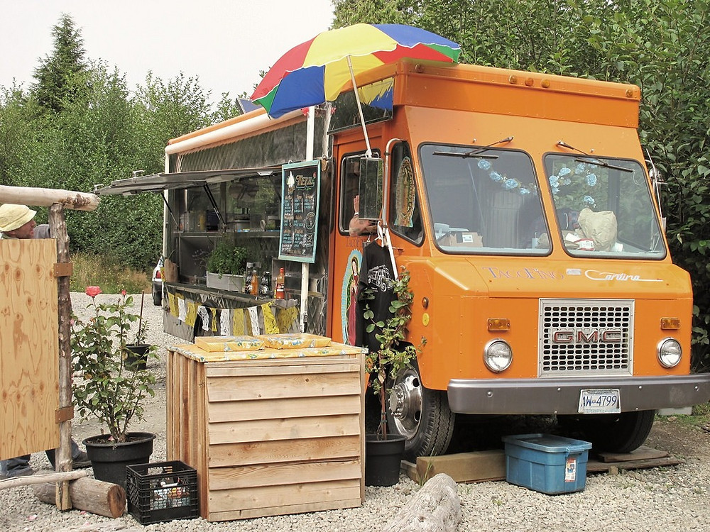 Best food truck option in Tofino for amazing road trip experiences Canada.