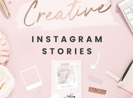 10 IDEAS FOR YOUR INSTAGRAM STORIES