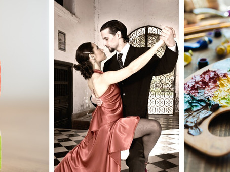 The Tango of Play and Expressive Arts in Therapy
