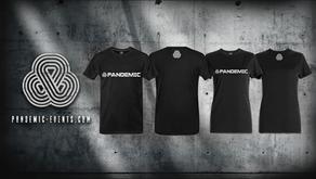 New Pandemic merchandise