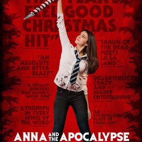 Anna and the Apocalypse 2017 - Sing song survival.