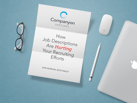 How Job Descriptions Are Hurting Your Recruiting Efforts